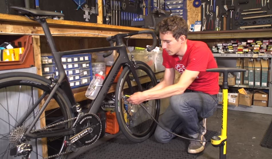 How to Inflate Bike Tire Properly